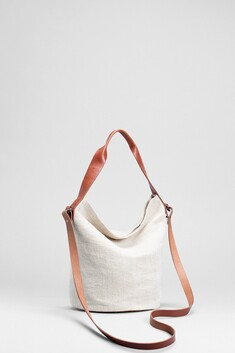 Elk Cardis Bag - Natural