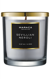 Maraca Sevillian Neroli Luxury Candle