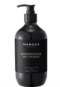 Maraca Bourgeon De Cassis Hand & Body Wash