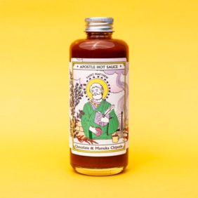 Apostle Hot Sauce St Matthew - Chocolate & Manuka Chipotle