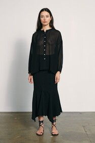 Marle Hunter Shirt - Black