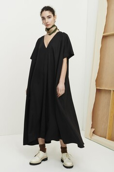 Kowtow Writer Dress - Black