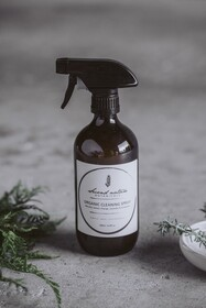 Second Nature Botanicals Organic Cleaning Spray