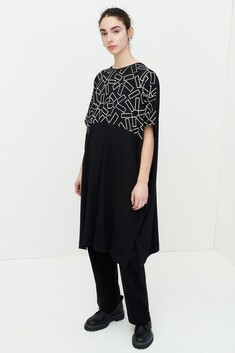 Kowtow Harvest Dress - Black