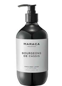 Maraca Bourgeon De Cassis Hand & Body Lotion