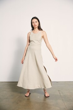 Marle Margeaux Dress - Natural