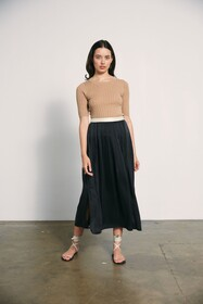 Marle Cave Skirt - Black