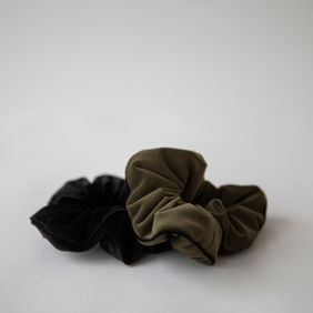 Sophie So Scrunchie Velvet - Various Colours