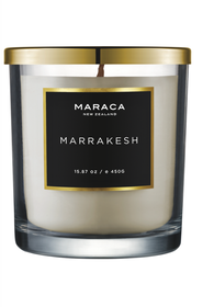Maraca Marrakesh Luxury Candle