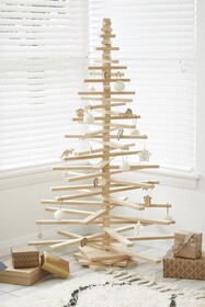 Wooden Christmas Tree - Large