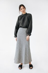 Marle Chloe Skirt - Grey