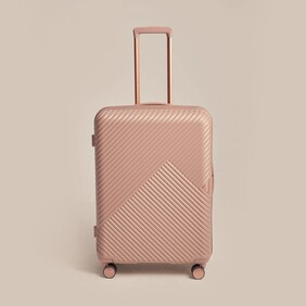 Saben Suitcase - Medium - Dusky Rose