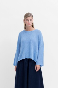Elk Agna Sweater - Powder Blue
