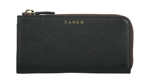 Saben Zoey Wallet - Black