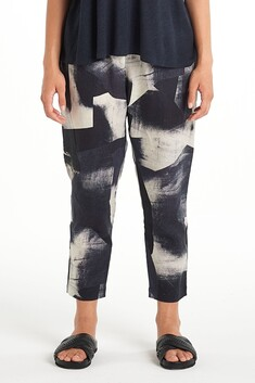 Nyne Lennox Pant - Black Ink