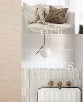 Our Spaces - Contemporary New Zealand Interiors by Alana Broadhead