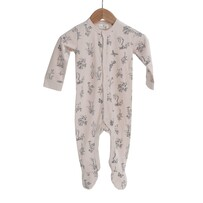 Burrow & Be Essentials Sleep Suit - Blush Meadow
