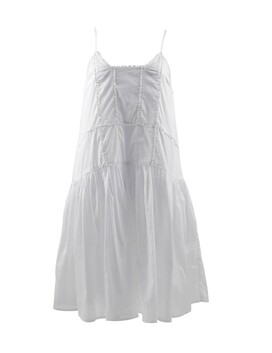 La Tribe Alia Dress - White