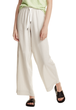 Commoners Wide Leg Pant - Natural