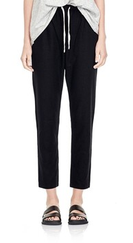 Commoners Linen Pant - Black
