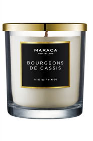 Maraca Bourgeon De Cassis Luxury Candle